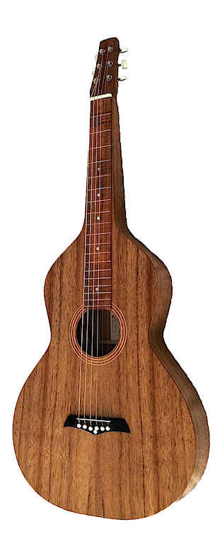 Weissenborn Style 1 all Koa | Tony Francis (NZ) **SOLD**