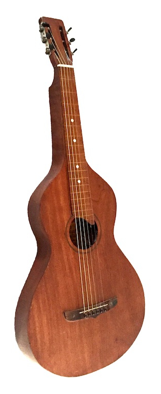 Hilo Koa Hollow Neck | Oscar Schmidt ca mid 1920s (USA) *SOLD*