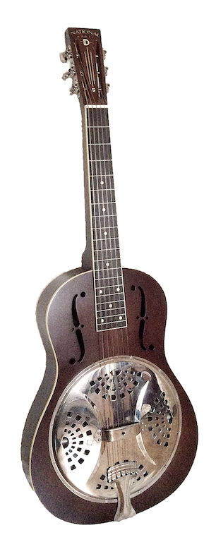 Square Neck Resonator Guitar 'Model D' | National (USA) *SOLD*